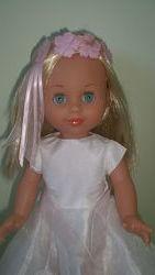 Коллекционная кукла лялька Ариас Arias Испания винил редкая