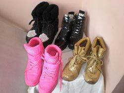 Высокие cникерcы, кроссовки . ботинки