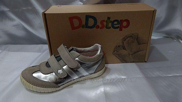 кроссовки для девочки D. D. Step  31р