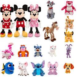 Мягкие плюшевые оригинальные игрушки, Disney