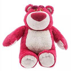 Мягкая плюшевая игрушка медведь Лотсо из История игрушек Toy Story Disney