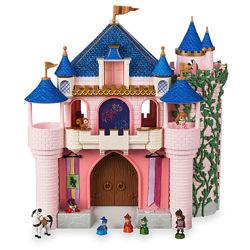 Огромный замок Спящей красавицы со световыми и звуковыми эффектами, Disney