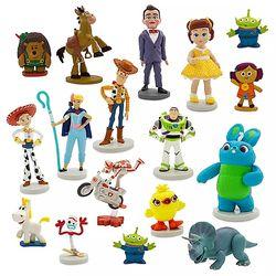 Мега игровой набор фигурок История игрушек-4 Toy Story, Disney оригинал