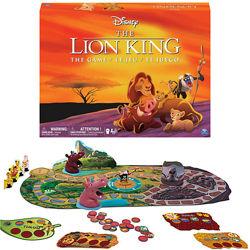 Настольная классическая игра Король Лев Lion King от Spin Master