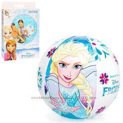 Надувной мяч Intex 58021 Frozen, 51 см