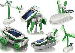 Детский конструктор RobotiKits 6в1