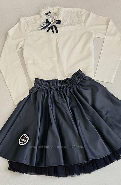 Блузка школьная Blueland