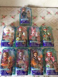 Enchantimals куклы