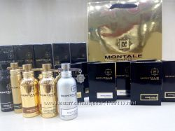Montale нишевая французская парфюмерия. Оригинал. Полный ассортимент
