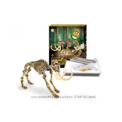 Набор раскопок мамонта, Раскопки Динозавров, Мамонт Jurassic Park. Игра
