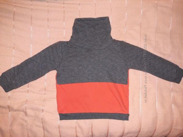 Тёплый свитер на мальчика Pepco