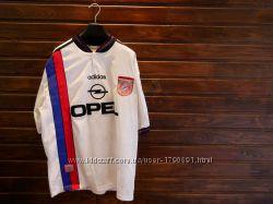 Vintage футболка BAYERN MUNICH Выездная сезона 1995-1996