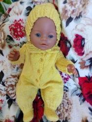 Одежда, комплект для куклы, пупса Беби Борн
