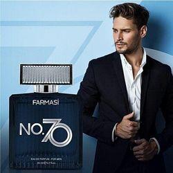 Мужская парфюмированная вода NO.70 Farmasi