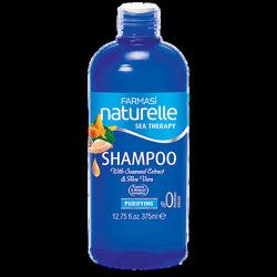 Шампунь для всех типов волос Сила моря Farmasi