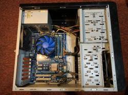 Xeon E3-1225 4 ядра 4 потока 1155 GA-PH67-DS3-B3 8GB
