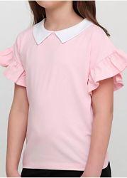 Блузка из  трикотажа  5  цветов