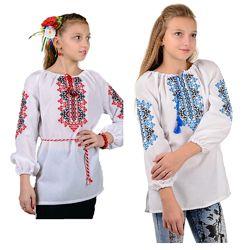 Красивая детская вышиванка , сорочка  вишита