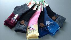 якісні махрові носки 32-36