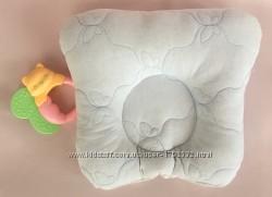 Подушка ортопедическая для младенцев QSLEEP, форма бабочка