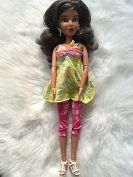 Кукла Лив Liv по типу барби Barbie Алексис Alexis летняя прогулка Spin Mast