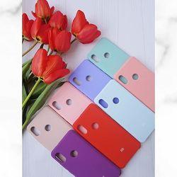 Чехол силиконовый для iPhone, Хiaomi, Samsung, Huawei