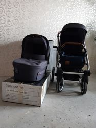 Универсальная коляска Mutsy Nio 2 в 1 цвет North Blue Shade 2018