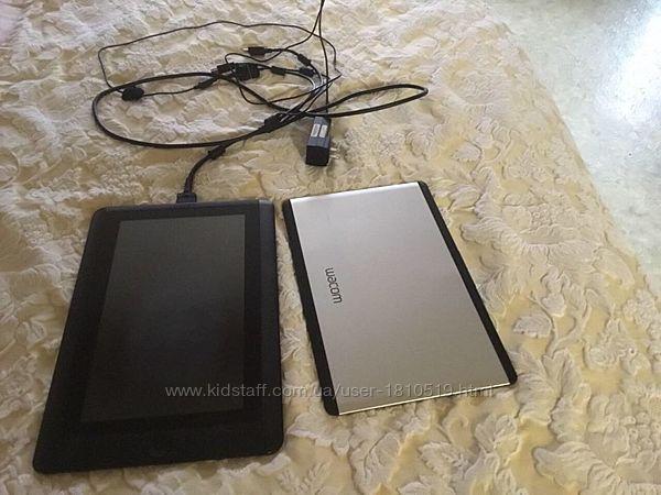 Wacom Cintiq 13HD Creative Pen & Touch Display графический планшет