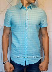 Легкая оригинальная рубашка H&M