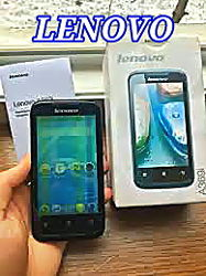 Смартфон Lenovo A369i