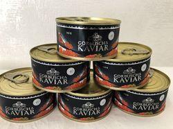 Икра красная горбуши Silver bay Kaviar Ікра червона горбуші ОПТ розница