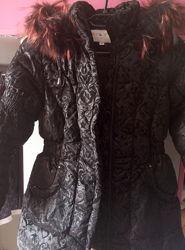 Зимняя куртка пальто Bilemi 128-134