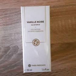 Парфюмированная вода Vanille noirе Yves Rocher 50 ml