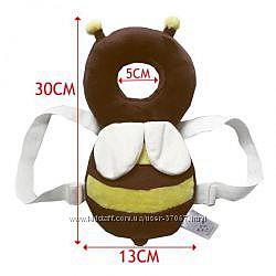 Защитный рюкзачок для ребенка 36смх20см Пчелка рюкзак