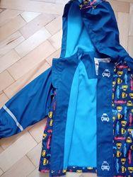 Дождевик курточка ветровка на мальчика 104р 3-4 года Lupilu Новые