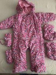 Продам детский осенне-зимний комбинезон