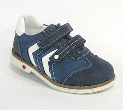 Туфли ортопедические для мальчиков Happy Walk 3485-01