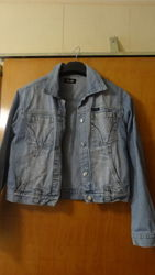 Куртка джинсовая , размер 44
