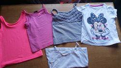 Пакет вещей Вещи для девочки 3-4 года 104 см
