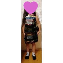 Платья с пайетками, большой выбор моделей