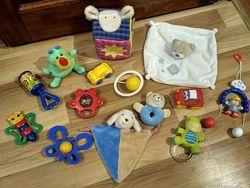 Пакет іграшок