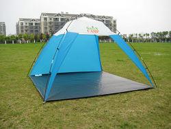 Тент пляжный Green Camp 1045