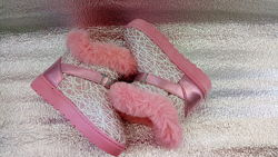 РаспродажаУгги розовые зимние