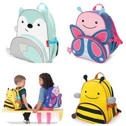 Яркие детские рюкзаки Skip Hop