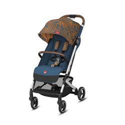 Прогулочная коляска GB QBIT PLUS ALL-CITY Fashion Edition 2020
