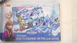 Настольная игра Frozen Холодное сердце Ranok-Creative