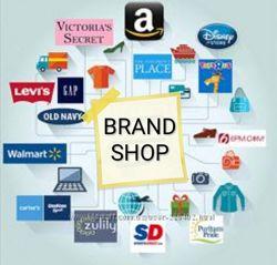 Заказ брендовых товаров с сайтов Америки, Англии и стран Европы