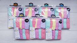 Трусы трусики George набор для девочки 1,5, 2, 3, 4, 5, 6, 7, 8, 9, 10,11