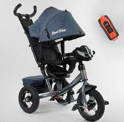 Велосипед 7700 В  Best Trike , надувные колеса