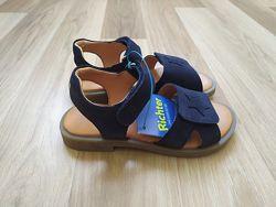 Летние босоножки, сандалии австрийской фирмы Richter для девочки